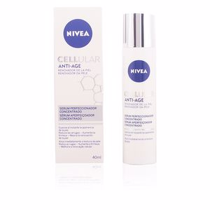 Anti aging cream & anti wrinkle treatment CELLULAR ANTI-AGE serum perfeccionador concentrado Nivea