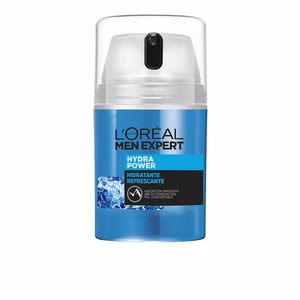 Face moisturizer MEN EXPERT hydra power gel L'Oréal París