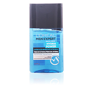 Mousse à raser MEN EXPERT hydra power loción after shave L'Oréal París