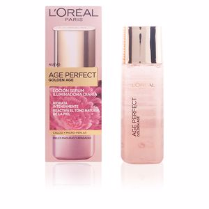 Tonique pour le visage AGE PERFECT GOLDEN AGE loción serum iluminadora L'Oréal París