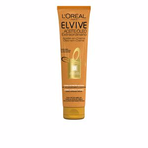 Shiny hair  treatment ELVIVE aceite extraordinario crema sin aclarado L'Oréal París