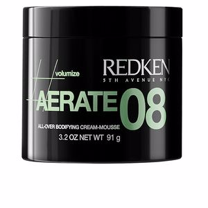 Hair styling product AERATE 08 all-over bodifying cream-mousse Redken
