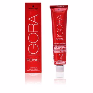 Tintes IGORA ROYAL color creme 6-5 Schwarzkopf
