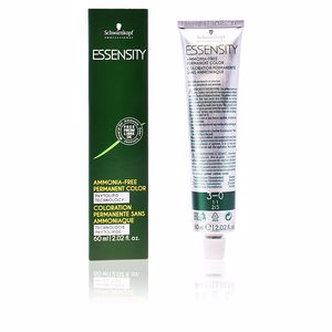 Haarfarbe ESSENSITY permanent color ammonia-free #3-0 Schwarzkopf