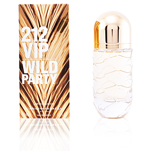 212 VIP WILD PARTY eau de toilette vaporizador 80 ml