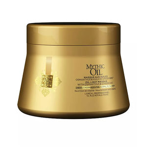 Hair mask for damaged hair MYTHIC OIL light mask #normal to fine hair L'Oréal Professionnel