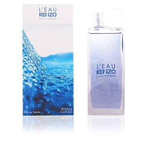 LEAU PAR KENZO HOMME edt vaporizador 100 ml
