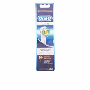 Elektrische Zahnbürste 3D WHITE PRO-BRIGHT replacement heads Oral-B