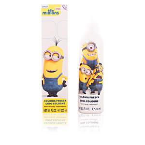 MINIONS colonia body spray 200 ml