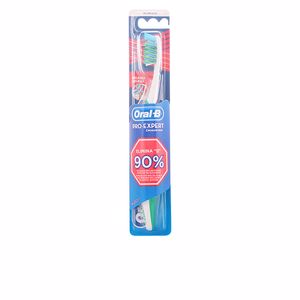Cepillo de dientes PRO-EXPERT CROSSACTION cepillo dental anti-placa #medio Oral-B