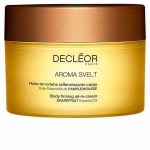 Reafirmante corporal AROMA SVELT huile-en-crème raffermissante corps Decléor