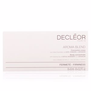 Aromatherapy AROMABLEND concentre corps firmness Decléor