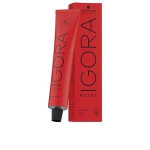 Dye IGORA ROYAL permanent color creme 6-4 Schwarzkopf