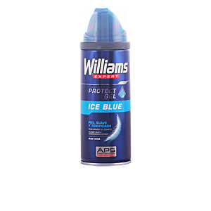 Rasierschaum ICE BLUE shaving gel Williams