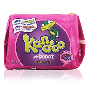 Lingettes humides KANDOO toallitas húmedas #frutas del bosque Dodot
