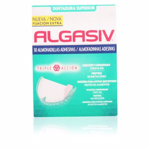 Toothpaste ALGASIV SUPERIOR almohadillas adhesivas Algasiv