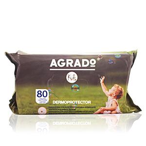 DERMOPROTECTOR toallitas húmedas infantiles 80 uds