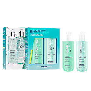 Tónico facial BIOSOURCE DUO NORMAL SKIN LOTE Biotherm