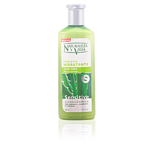 CHAMPU SENSITIVE hidratante 300 ml
