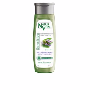 Shiny hair products ACONDICIONADOR SENSITIVE salvia Naturvital