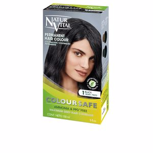 Dye COLOURSAFE tinte permanente  Naturvital