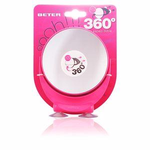 Bathroom mirror ESPEJO OHH! 360º 10 aumentos con ventosas Beter