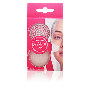Facial cleansing brush CEPILLO FACIAL soNice skin 2 recambios Beter