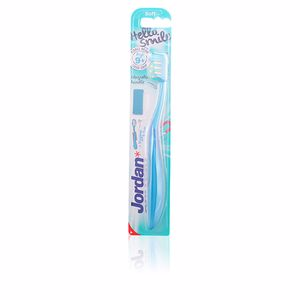 Toothbrush JORDAN NIÑOS toothbrush 9-12 years #soft Jordan