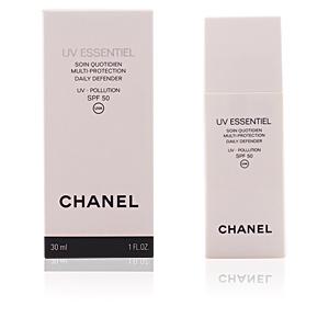 Tratamiento Facial Hidratante SUN UV ESSENTIEL soin quotidien multi-protection Chanel