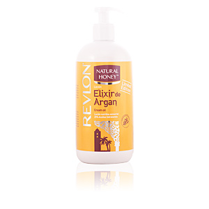 Idratante corpo ELIXIR DE ARGAN cream oil Natural Honey