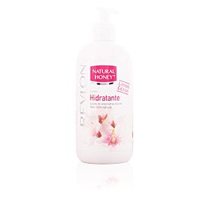 Hydratant pour le corps ACEITE ALMENDRAS DULCES loción extra hidratante Natural Honey