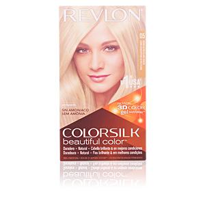 Tintes COLORSILK tinte #05-rubio ceniza ultra claro Revlon