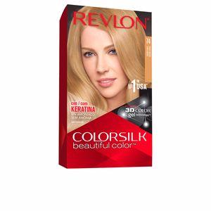 Tinte COLORSILK tinte #74-rubio medio Revlon