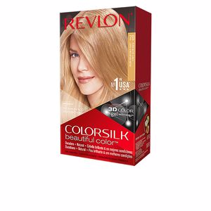 Tintes COLORSILK tinte #05-rubio medio cenizo Revlon