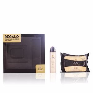 Cosmetic Set TOTAL EFFECTS TEXTURA ULTRALIGERA SPF15 SET Olay