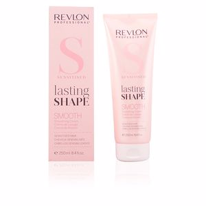 Hair moisturizer treatment LASTING SHAPE smoothing cream Revlon