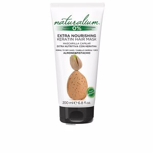 Masque réparateur ALMOND & PISTACHIO hair mask Naturalium