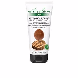 Hair mask for damaged hair SHEA & MACADAMIA hair mask Naturalium
