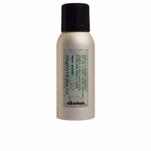 Hair styling product MORE INSIDE strong hairspray firm hold Davines