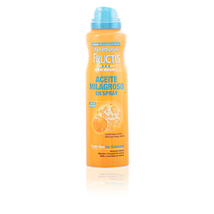 FRUCTIS NUTRI REPAIR-3 aceite milagroso spray 150 ml