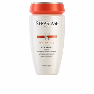 Hair loss shampoo - Moisturizing shampoo NUTRITIVE bain satin 2 irisome Kérastase