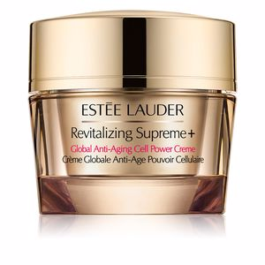 Skin tightening & firming cream  REVITALIZING SUPREME+ global anti-aging cream Estée Lauder