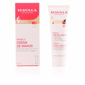 Hand cream & treatments CREMA DE MANOS protección diaria Mavala