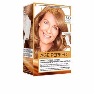 Dye EXCELLENCE AGE PERFECT tinte #6,13 castaño claro frío dorado L'Oréal París