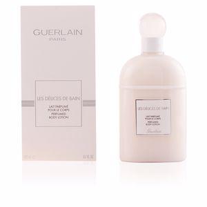 Body moisturiser LES DÉLICES DE BAIN lait parfumé Guerlain