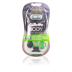 Razor BODY cuchilla de afeitar desechable Gillette