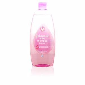 Purifying shampoo BABY champú lavanda relajante Johnson's