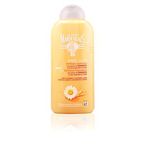 Shampoo für gefärbtes Haar CAMOMILA & GERMEN TRIGO champú reflejos dorados Le Petit Marseillais