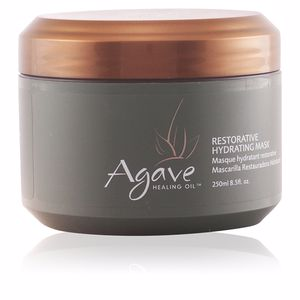 Hair mask for damaged hair HEALING OIL resorative hydrating mask Agave