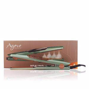 Hair straightener HEALING OIL bio ionic vapeur Iron 125¨ Agave